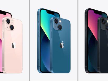 Seleccionamos los nuevos modelos de iPhone 13, además de otros modelos anteriores Apple y también reacondicionados a grandes precios.