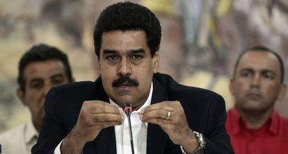 Maduro, en mayo de 2012.