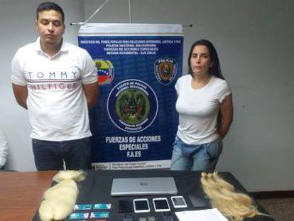 Iván Duque pedirá a Juan Guaidó la extradición de Aida Merlano, protagonista de una rocambolesca fuga en Bogotá y detenida en Maracaibo por fuerzas especiales del Gobierno de Venezuela