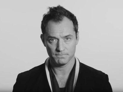 Jude Law dice basta a la guerra en Siria