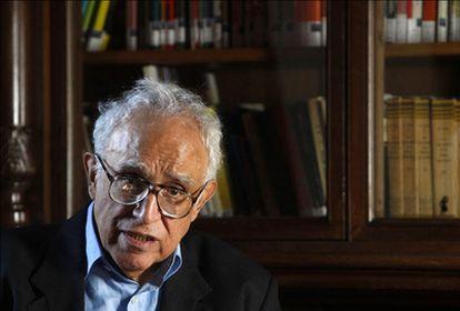 El novelista, cronista y ensayista en una foto de 2008