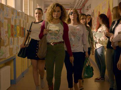 Una imagen de 'Señoras del (h)ampa'.