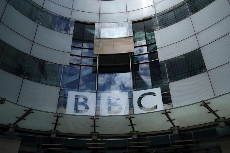 La sede de la BBC, el jueves 2 de julio