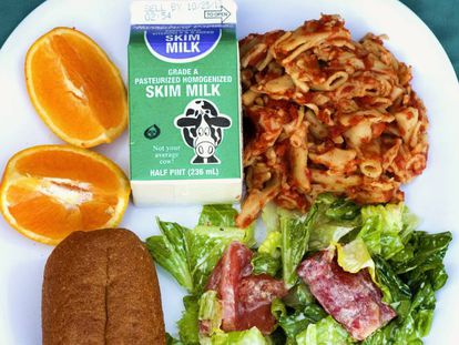 La campaña contra el despilfarro alimentario en las escuelas ha conseguido 225.000 firmas en change.org