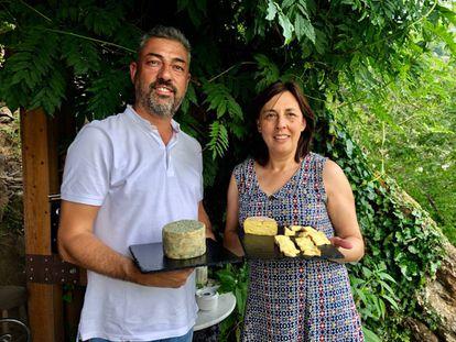 Ana Vázquez y Xuso Mazaira / Capel