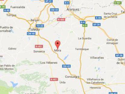 Un hombre asesina a su pareja en Toledo