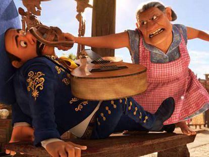 Una imagen de 'Coco'. En vídeo, el tráiler.