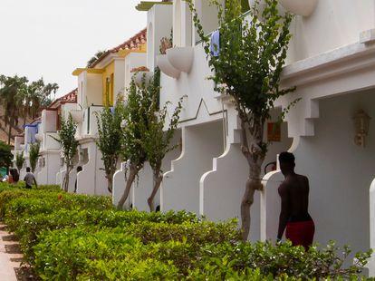 Imagen del complejo VistaFlor, en Maspalomas, Gran Canaria.