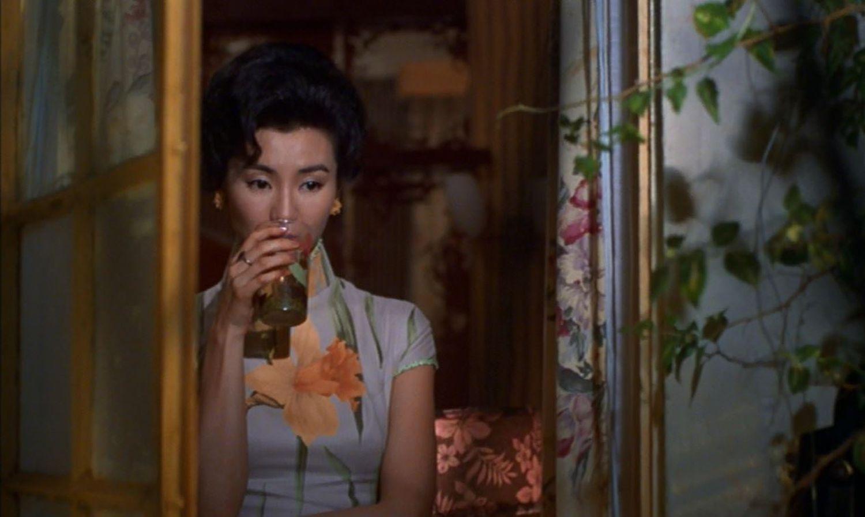 Maggie Cheung, en la película.