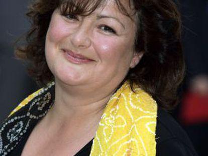 Antonia Bird, directora de cine y televisión.