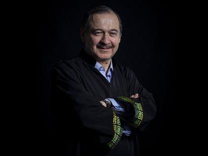 Eduardo Cifuentes, presidente de la Jurisdicción Especial para la Paz (JEP) de Colombia.
