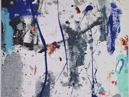 'Un Tiempo Afilado', 2014, de Jorge Galindo.