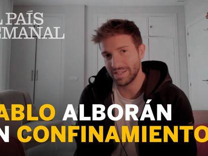 """Pablo Alborán: """"Ahora hay que buscar la manera de sumar para salir de esta situación tan difícil"""""""