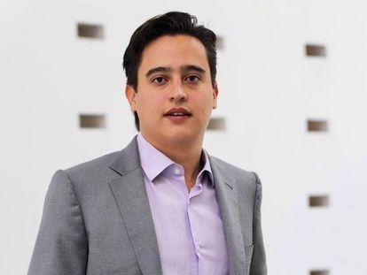 Joaquín Leal, retratado en la foto de su página de Facebook.