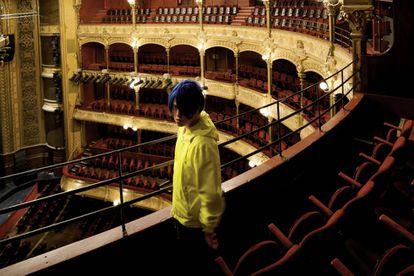 La ópera es una creación del músico Keiichiro Shibuya.
