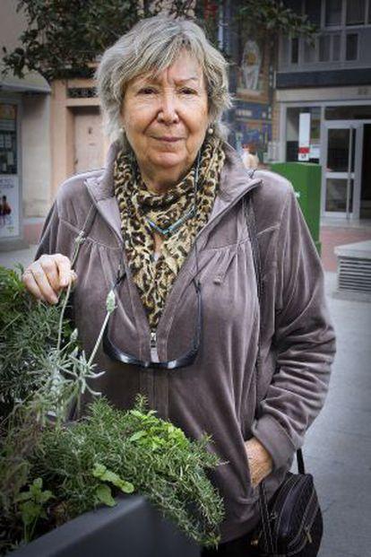 Juana Biarnés, fotoperiodista pionera en España.