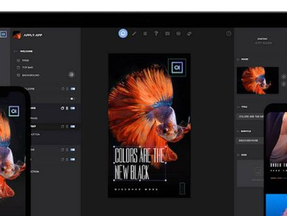Imagen de Apply Matter, el programa de Apply Digital Systems que permite crear y publicar una aplicación sin una línea de códigos.