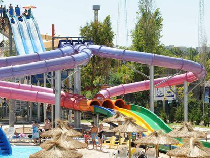 El parque Marineland de Niza, en una foto promocional de la empresa.