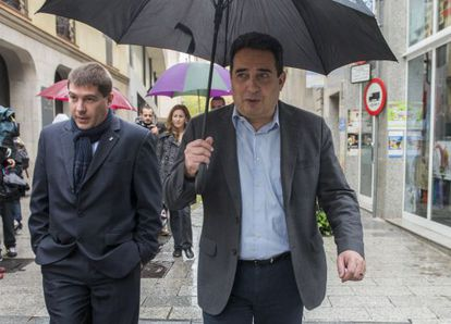 El exalcalde de Sabadell Manuel Bustos, en 2012.