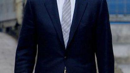 Iñaki Urdangarin acude a los juzgados de Palma en febrero.