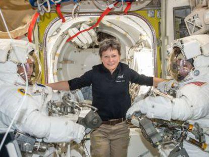 La carrera espacial estuvo llena de obstáculos machistas para las astronautas, que hoy baten récords
