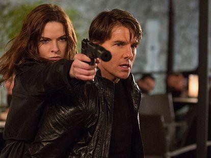La Cienciología aleja a Tom Cruise de su hija Suri