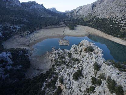 El yacimiento de época musulmana de Almallutx (Mallorca).