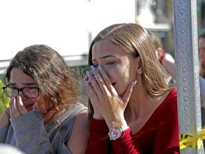 El horror de la escuela secundaria de Parkland contado por un estudiante superviviente