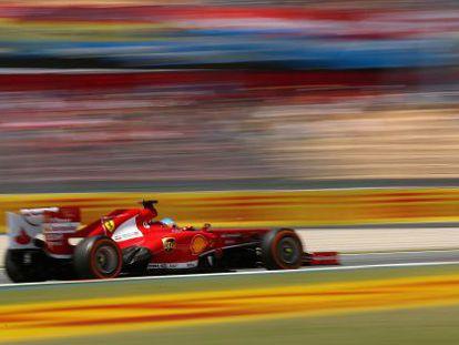 Alonso saldrá quinto en el GP de Hungría