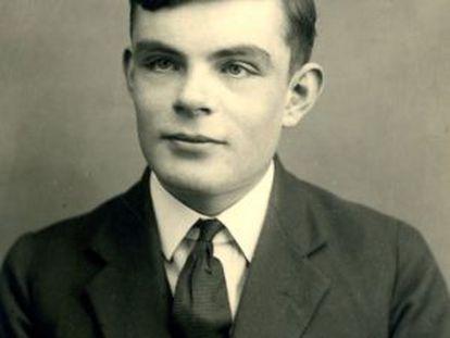 Alan Turing, fotografiado en 1928, con solo 16 años.