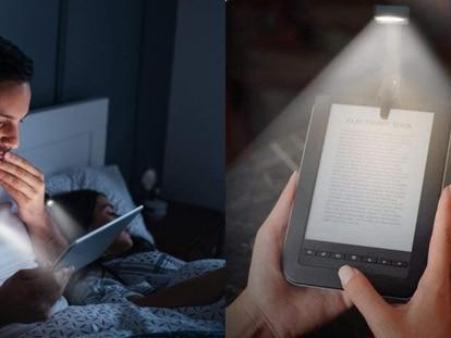 Estas lámpara para leer te ayudan a cultivar el hábito de la lectura a cualquier hora del día