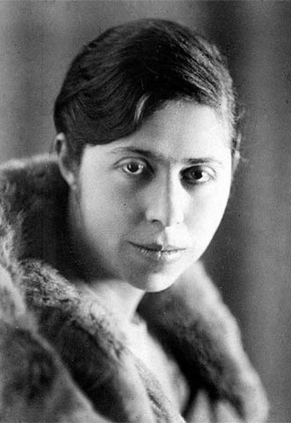 La escritora rusa Irène Némirovsky.