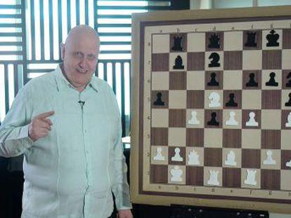 El mejor alumno de Kaspárov tumba a su maestro en una partida rápida de brillantez excepcional
