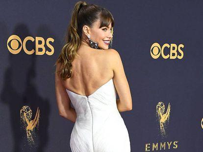 Sofia Vergara, en los Emmy.