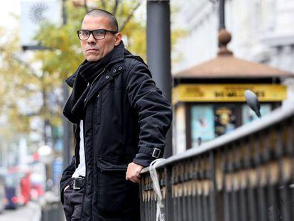El cineasta venezolano Gustavo Rondón.