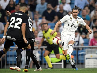 Bale remata a puerta