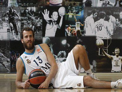 """Sergio Rodríguez: """"Cuando juego, tengo la necesidad de divertirme"""""""