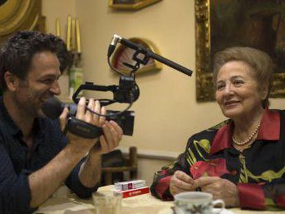 A sus 82 años, es la mujer revelación del cine español gracias a un documental que se ha estrenado este domingo en Movistar +