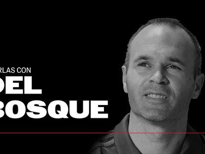 Vídeo | Iniesta charla con Del Bosque: de Brunete a Sudáfrica