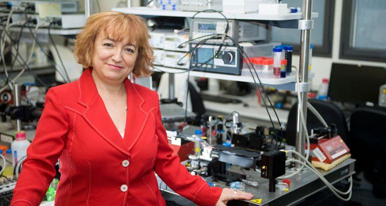 Laura Lechuga, del Instituto Catalán de Nanociencia y Nanotecnología.