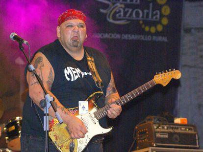 Popa Chubby, una de las estrellas del Festival de Jazz de Terrassa.