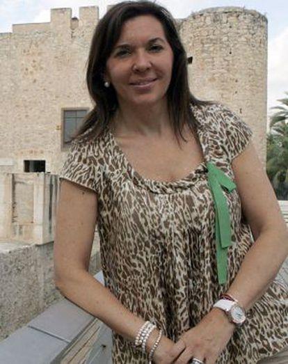 La alcaldesa de Elche, Mercedes Alonso, del PP.
