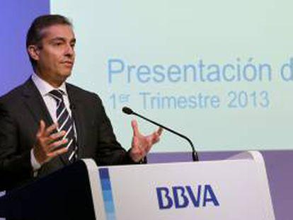 El consejero delegado del BBVA, Ángel Cano. EFE/Archivo