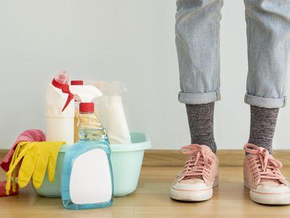 Seleccionamos un conjunto de productos 'mágicos' para la limpieza en profundidad del hogar.