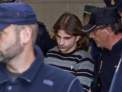 Miguel Carcaño, autor confeso del crimen de Marta del Castillo.