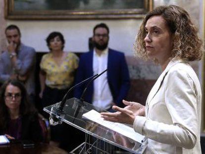 Batet fija la fecha tras una conversación telefónica con el líder del PSOE. La primera votación será el 23 de julio, en la que necesita mayoría absoluta, y la segunda el 25, en la que le basta la simple