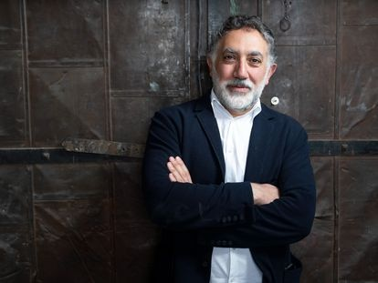El arquitecto y académico Hashim Sarkis, en una imagen de este año en Venecia.