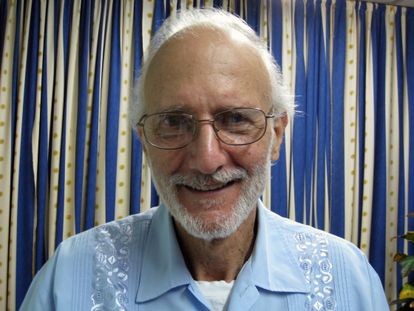 Alan Gross, detenido en Cuba
