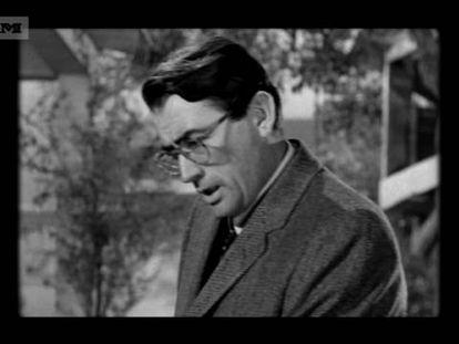 Gregory Peck: 50 años de 'Matar a un ruiseñor'