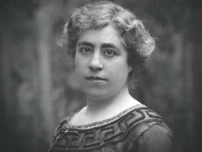 Victor Català, seudónimo de Caterina Albert i Paradís (L'Escala, 1869-1966).
